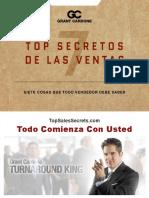 Top secretos de las ventas