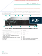 QuickSpecs HPE ProLiant DL380 Gen10 Server
