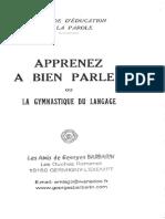 bien parler. george Barbarin. pdf.pdf