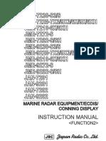 JMR-7200_9200series JAN-7201_9201_7202_9202(E)7ZPNA4579F(7版) INSTRUCTION_FUNCTION2 190722