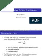 04. Understanding Real Exchange Rate Movements