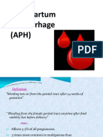 Antepartumhemorrhage 110424021411 Phpapp01(1)