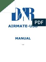 Airmate Usb Manual 2.07