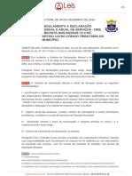 TEMA 4 -Decreto-9286-2010-Itajai-SC-consolidada-[19-11-2014]