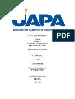 Tarea 5 de Evaluacion Pedagogica