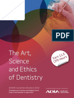 Ethics of Dentistry