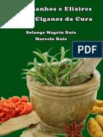 Solange Magrin Ruiz - Chas, Banhos e Elixires Do Cla (Ed Autor)
