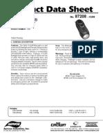 Britelite Product Data Sheet