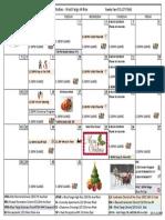 December Activities Calendar - West Fargo Hi Rise