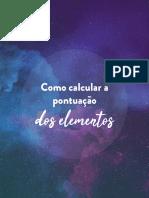 Como calcular elementos