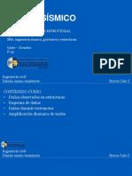 CONFIGURACIÓN ESTRUCTURAL  - NEC  2015
