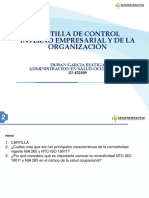 Cartilla de Control Interno Parte 1