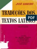 Coleção de textos latinos