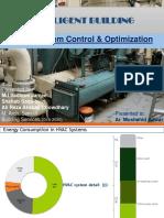 Hvac System Control & Optimization