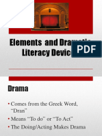 Elements of Drama PPT