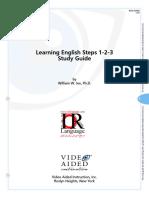Learning English Steps eBook