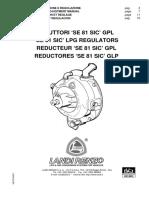 Landiranzo S81E Manual