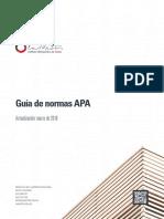 Normas APA Instituto Metropolitano de Diseño