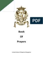 Adorno Prayer Book