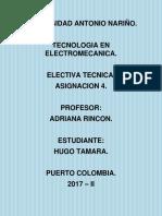 Asignacion 4 - Electiva Tecnica