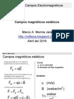 07 Campos Magneticos Estaticos