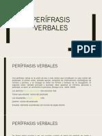 Perífrasis-verbales