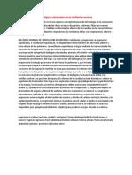 Términos y Conceptos Fisiológicos Relacionados Con La Ventilación Mecánica