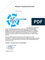 Difference Between Assessment and Evaluation.docx