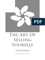 The Art of Selling Yourself