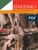 (Alain Danielou) - El Shivaismo y La Tradicion Primordial