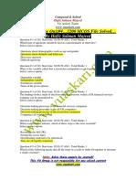 Research Methods - STA630 Quiz 4