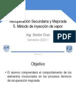 5. Método de Inyección de Vapor