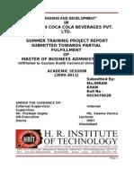 Coca Cola Training & Development