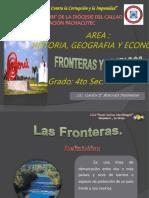 Fronteras y Tratados Del Peru