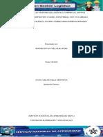 Evidencia 3. La planeacion estrategica y la gestion logistica