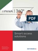 Kaba Dealer Access Solution Brochure