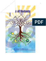 Roots of Vedanta - English