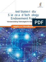 United States–India Science & Technology Endowment Fund