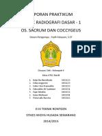 Teknik Radiografi Sacrum, Coccygeus