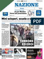 I titoli dei giornali del 30 novembre 2019 rassegna stampa