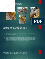 Excavation Presentation