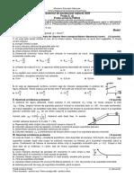 E d Fizica Tehnologic 2020 Var Model LRO