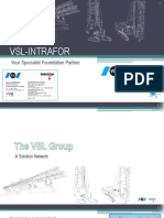 Presentation VSL INTRAFOR Foundation Partner