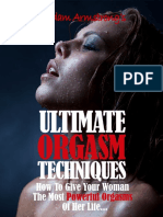 Ultimate Orgasm Techniques