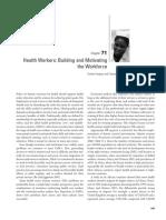 healthcare HRM improvement