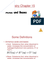 Acids and Bases (1)