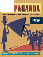 Age of Propaganda- The Everyday Use and Abuse of Propaganda