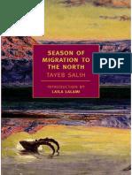 207280334 Tayeb Salih Season of Migration to the North New York Review Books Classics 2009