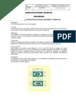 Especificaciones Tecnicas 074-Seguridad