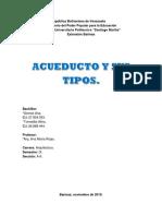 acueducto y sus tipos.docx